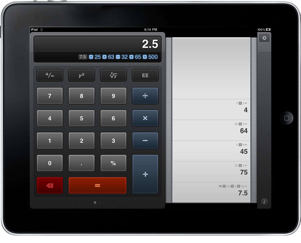 See The Default Calculator From Le Is Good It Does What Has To Do Looks Decent There S Nothing Wrong About Could Be Better