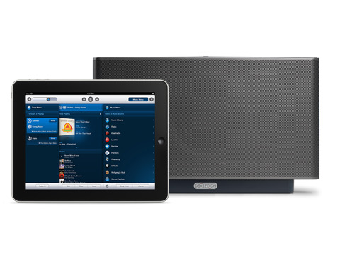 Sonos Releases iPad Controller App and Spotify Compatibility