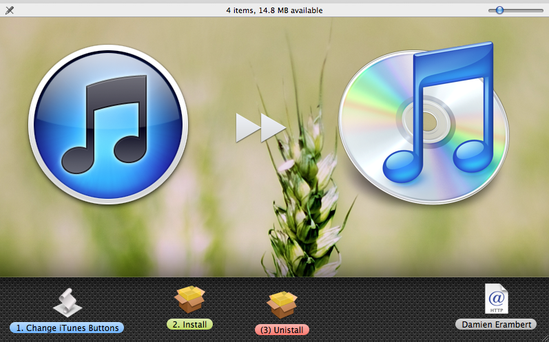 Want iTunes 9 Look Back? There's A Mod For That  MacStories